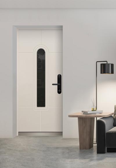 Электронный биометрический замок AQARA N100 - дверь Алькор