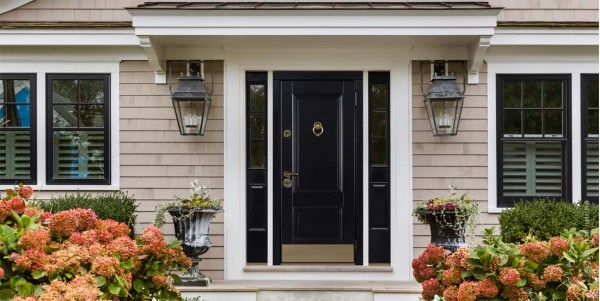 Заметки о дверях - нестандартный проем двери